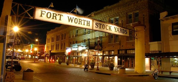 Fort Worth Locksmiths available in the stockyards shown here