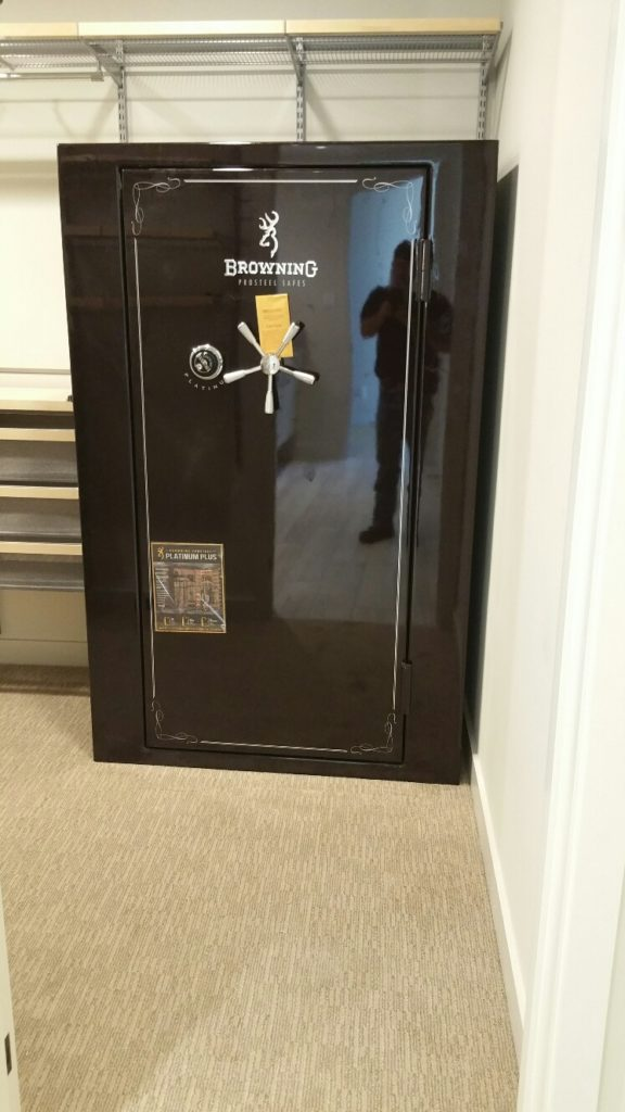 Moving A Browning Prosteel Gun Safe Tarrant County Lock
