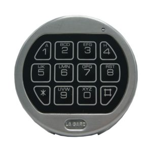 LaGard Keypad 300x300 - DFW - Electronic Safe Locks