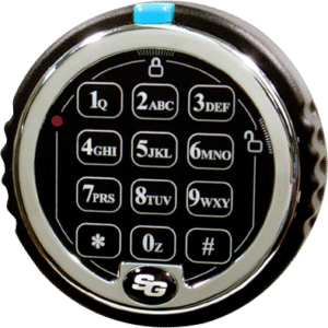 S&G EMP Electronic Safe Locks - Keypad