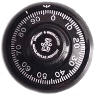 S&G Safe Dial locks