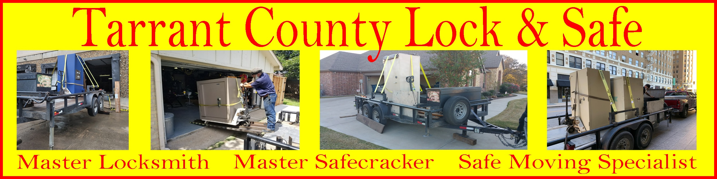 Tarrant County Lock & Safe